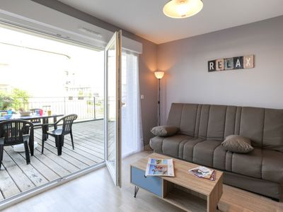 Photo for Apartment Les Opalines in Saint Malo - 4 persons, 1 bedrooms
