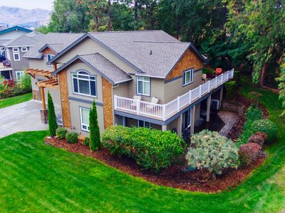 Photo for Lake Chelan at Wapato Point Resort: 4 master suites + bunk room