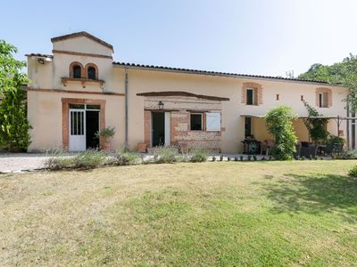 Photo for Beautiful Villa in Marquefave with Private Sauna and Pool