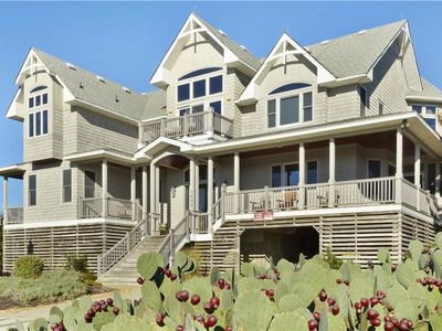 Photo for #438: OCEANFRONT Home in Corolla w/PrivatePool & HotTub