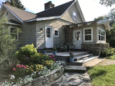 Photo for Charming & historic cottage - great Door County location!