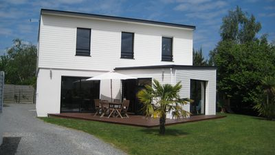 Photo for nice new sunny house near shops and train station Pornichet