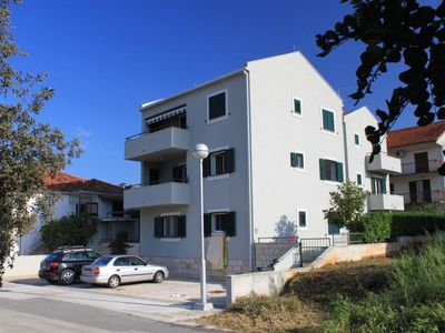 Photo for Two bedroom apartment with terrace Stari Grad, Hvar (A-8704-a)