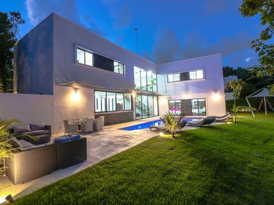 Photo for Compound Playacar Villas Walk to Quinta & Beach!