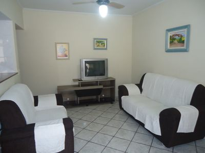 Photo for Suitable in Guarujá, Enseada, also near the beach of Pernambuco and the Aquarium.