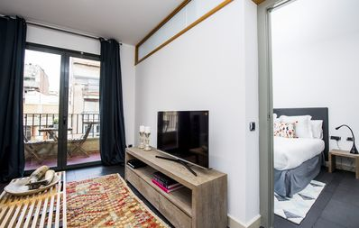 Photo for Chic and Cozy apartment in Barcelona 4