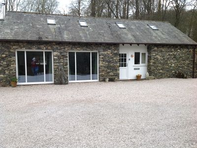 Photo for Butterfly Cottage In an Idyllic Riverside Location, Lake District Nation Park