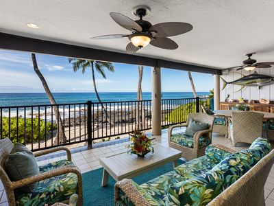 Unobstructed Panoramic Ocean View, Completely remodeled, Central A/C