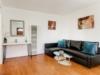 Photo for Beautiful& renovated! Garden apt in the hart trendy Valley Village