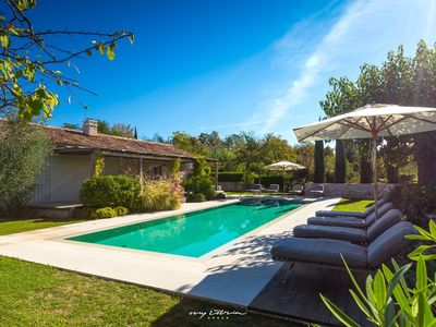 Photo for Idyllic villa with private pool near Porec