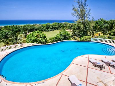 Photo for FAMILY REUNIONS! LUXURY! FULLY STAFFED! POOL-Golden Castle Villa 12BR