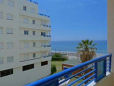 Photo for Apartment in beach front complex