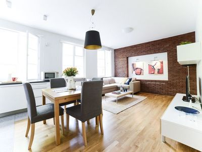Photo for Spacious apartment in the Old Town