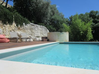 Photo for In Provencal mas GITE 2 people with shared pool