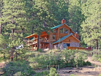 Texas Creek Ranch the ultimate get away to the Mountains