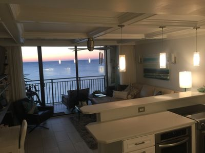 Photo for OCEAN FRONT 1 BEDROOM LUXURY MODERN CONDO IN GOLDEN MILE SECTION OF MYRTLE