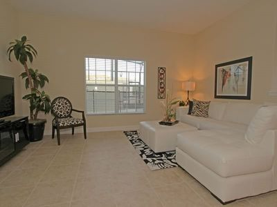 Photo for Book your vacation now at this beautiful townhome with splash pool