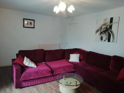 Photo for 3 Bedroom house, located 2 minutes from Tillicoultry (Hillfoots) Glen.