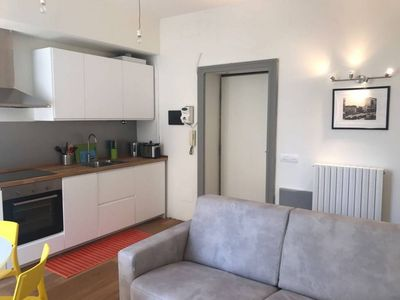 Photo for Stylish Citta Studi apartment in Città Studi with WiFi, air conditioning & lift.