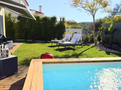 Photo for Estoril Gourmand Villa – Beautiful villa with private swimming pool