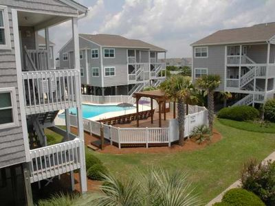 Photo for Ocean Isle Beach, NC Condo Free Wi-Fi, Great Pool, Sea Kayak