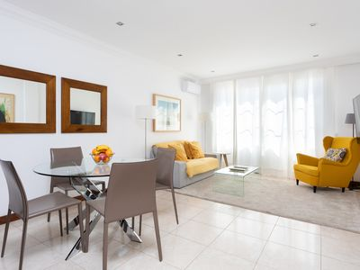 Photo for Rooms & Suites Terrace 3A - Luxury apartment near El Charco San Ginés