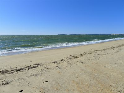 Photo for PANORAMIC VIEWS OF THE BAY ON THE OUTER CAPE!
