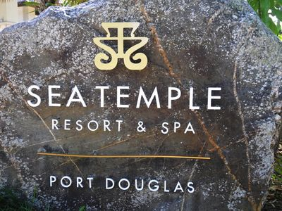 Photo for Sea Temple Port Douglas King Spa Studio, Free Wi Fi, Sparkling Wine On Arrival