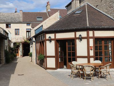 Photo for The Vinifique, cozy cottage in the heart of Beaune