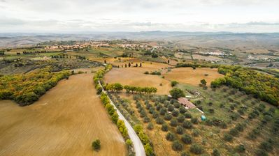 Photo for Agriturismo Cantagalli, Cedrone Apartment