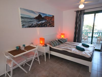 Photo for Stylish studio, very central and near the beach