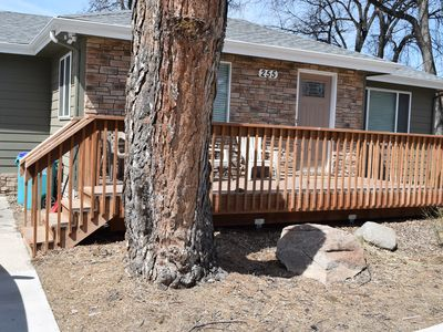 Photo for Fort Collins, Colorado Charming House Close to CSU, City Park and Old Town!