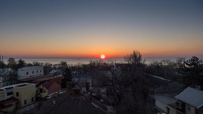 """Photo for Apartment """"Sterna"""" with sea view / Французский бульвар"""