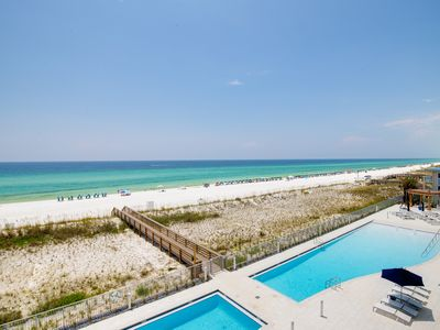 Photo for *NEW RENTAL*   Gulf-Front   Private Beach   Beach Gear   Fitness Center  