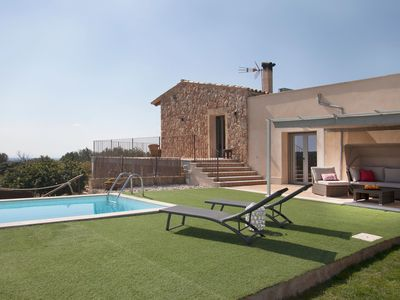 Photo for Child-friendly Country Estate with Pool, Football Field, Terraces & Garden; Parking Available