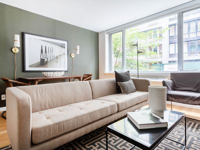 Photo for Modern 1BR in Chelsea by Sonder