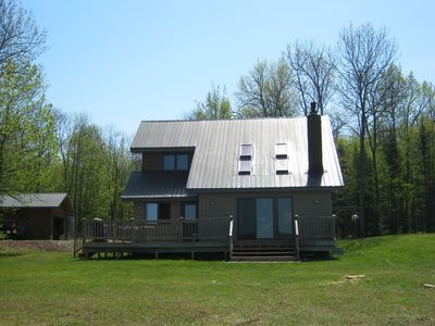 Photo for Lakefront Property With 3 Bedrooms, 2 Bathrooms Sleeps 8