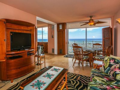 Photo for Aloha Condos, Ilikai Marina, Condo 1294, Oceanfront, AC