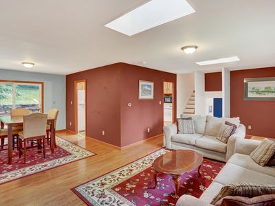 Photo for Family getaway/ Football weekend, campus, Arboretum & walk to Stadium- 2.4 miles