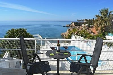 Photo for 3 bedroom Villa, sleeps 7 in Nerja with Pool, Air Con and WiFi