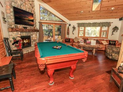 Photo for The Lake House - Pool Table!