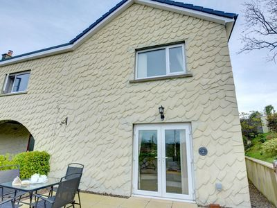Photo for A ground floor apartment, well located to explore the Pembrokeshire coastal path