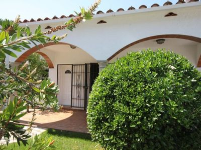 Photo for Little house with garden in the puig Sec area.