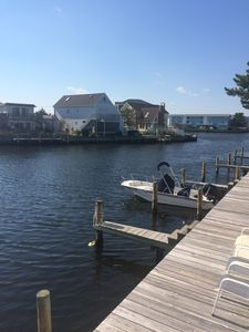 Photo for A Must See!  Great Location on Bay with Dock and Newly Renovated Floors!
