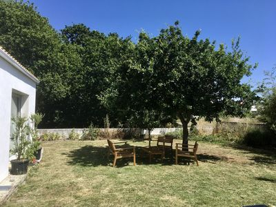 Photo for Bright house with garden 400m from the village