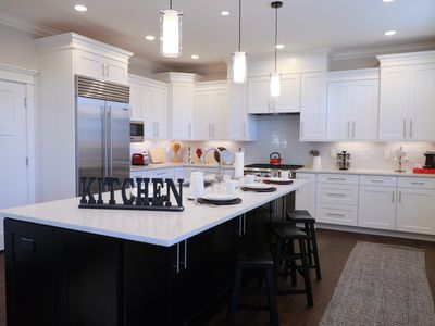 Photo for 4BR Mercer Island Luxury Home w/ Chef's Kitchen