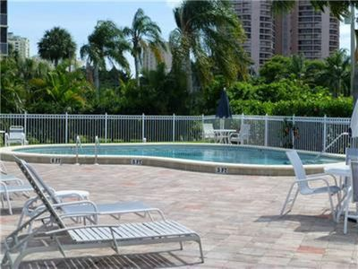 Photo for Walk Across to the Beach from this Third Floor, Two Bed, Two Bath Condo on Marco Island at the Grandview!