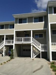 Photo for Wrightsville Beach Water view Townhome with 30' Boat slip