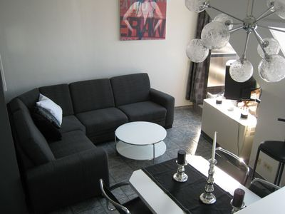 Photo for Attractive Apartment in Knokke-Heist with Terrace