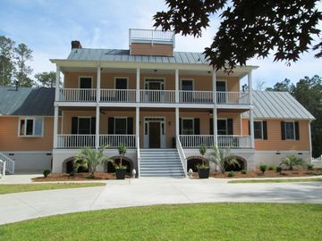 Magnificent 15 Acre Estate on the Intracoastal Waterway